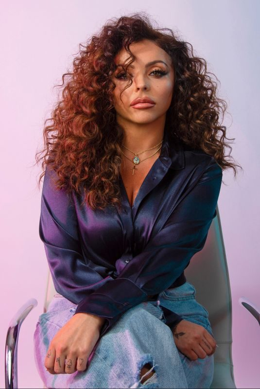 JESY NELSON for Jesy Nelson: Odd One Out Documentary, 2019