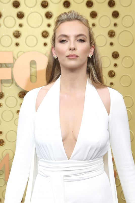 JODIE COMER at 71st Annual Emmy Awards in Los Angeles 09/22/2019