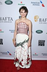 JOEY KING at 2019 Bafta Tea Party in Los Angeles 09/21/2019