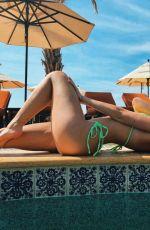 JORDYN JONES in Bikini at a Pool - Instagram Photos 09/01/2019