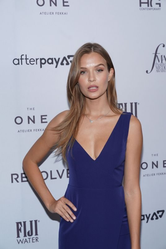 JOSEPHINE SKRIVER at Daily Front Row Fashion Media Awards 2020 in New York 09/05/2019