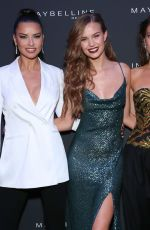 JOSEPHINE SKRIVER at Maybelline New York Fashion Week Party 09/07/2019