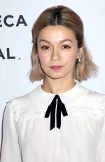 JULIA CHAN at Katy Keene Screening at 2019 Tribeca TV Festival in New York 09/14/2019
