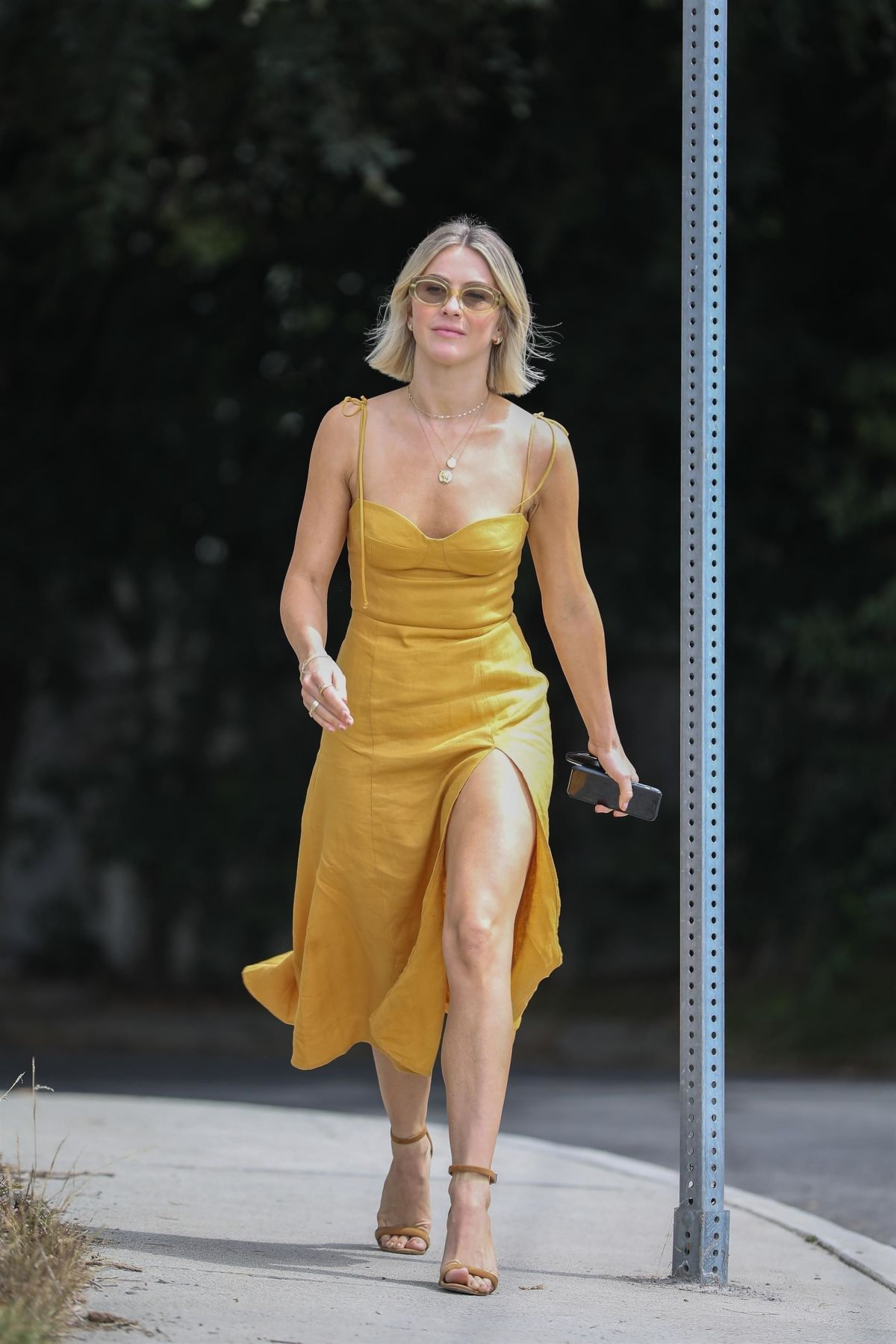 Julianne Hough Heading To A Party In Los Angeles 09 15 2019