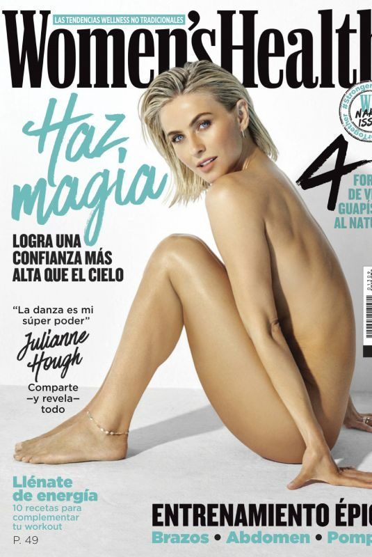 JULIANNE HOUGH in Women's Health Magazine, Spain September 2019