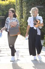 JULIANNE HOUGH Out and About in Hollywood 09/16/2019