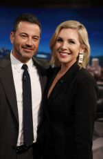 JUNE DIANE RAPHAEL at Jimmy Kimmel Live 09/05/2019