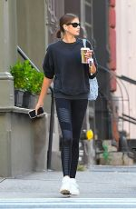 KAIA GERBER Out on Her 18th Birthday in New York 09/03/2019
