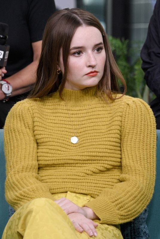 KAITLYN DEVER at Build Studio in New York 09/09/2019