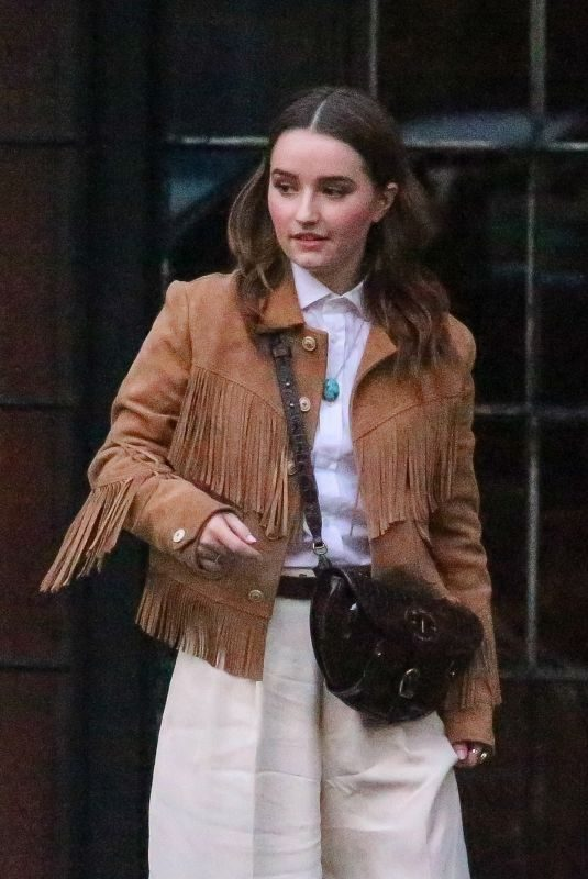 KAITLYN DEVER Leaves Bowery Hotel in New York 09/08/2019