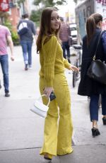 KAITLYN DEVER Leaves Her Hotel in New York 09/09/2019