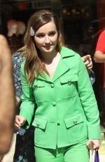 KAITLYN DEVER Leaves Tory Burch