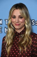 KALEY CUOCO at Between Two Ferns Premiere in Los Angeles 09/16/2019