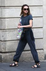 KARA TOINTON Arrives at Theatre Royal in Bath 09/21/2019