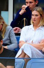 KARLIE KLOSS at 2019 US Open Men