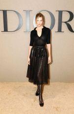 KARLIE KLOSS at Christian Dior Fashion Show at PFW in Paris 09/24/2019