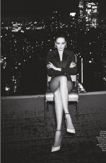 KARMEN PEDARU in Elle Magazine, Portugal October 2019