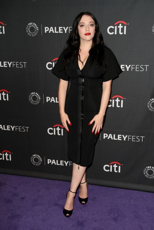 KAT DENNINGS at 2019 Paleyfest Fall TV Previews in Beverly Hills 09/10/2019
