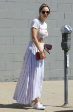 KATHARINE MCPHEE Out in West Hollywood 09/04/2019