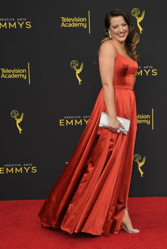 KATHRYN BURNS at 71st Annual Creative Arts Emmy Awards in Los Angeles 09/2015/2019