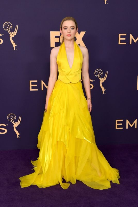 KATHRYN NEWTON at 71st Annual Emmy Awards in Los Angeles 09/22/2019