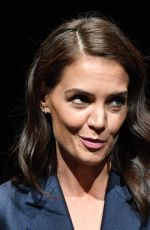 KATIE HOLMES Speaks at Global Citizen Presents Global Goal Live: the Possible Dream in New York 09/26/2019