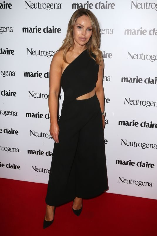 KATIE PIPER at Marie Claire Future Shapers Awards in Partnership with Neutrogena in London 09/19/2019