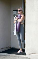 KATY PAEERY Leaves Yoga Studio in Los Angeles 09/16/2019