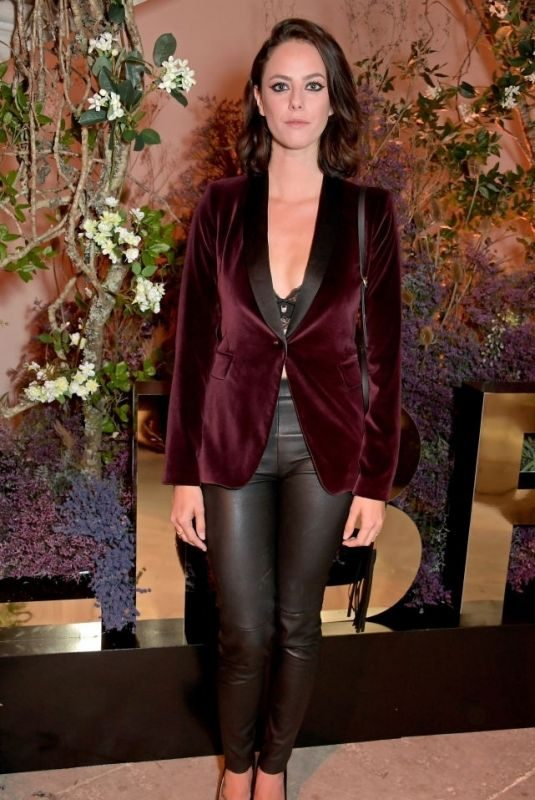 KAYA SCODELARIO at YSL Fragrance Libre Launch Party in London 09/17/2019