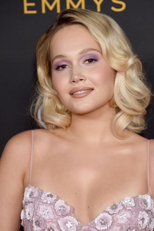 KELLI BERGLUND at Television Academy Honors Emmy Nominated Performers in Beverly Hills 09/20/2019