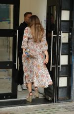 KELLY BROOK Out and About in London 09/02/2019