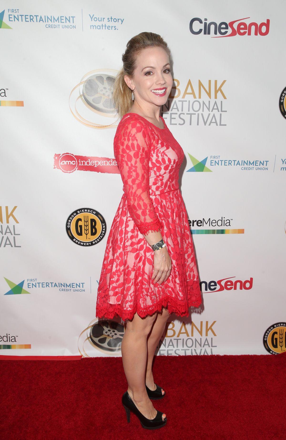 KELLY STABLES at 2019 Burbank International Film Festival Closing ...