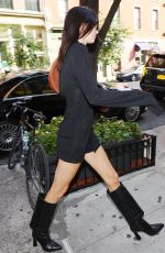 KENDALL JENNER Arrives at Cipriani in New York 09/10/2019