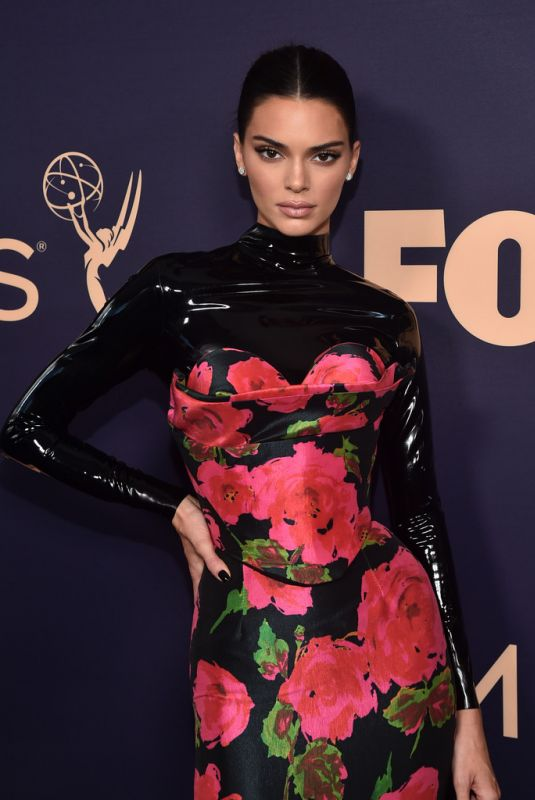 KENDALL JENNER at 71st Annual Emmy Awards in Los Angeles 09/22/2019