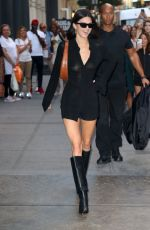 KENDALL JENNER at Balenciaga Store in New York 09/10/2019