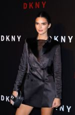 KENDALL JENNER at DKNY 30th Anniversary Party in New York 09/09/2019