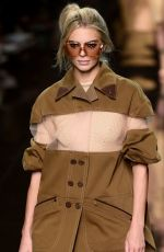 KENDALL JENNER at Fendi Runway Show at Milan Fashion Week 09/19/2019