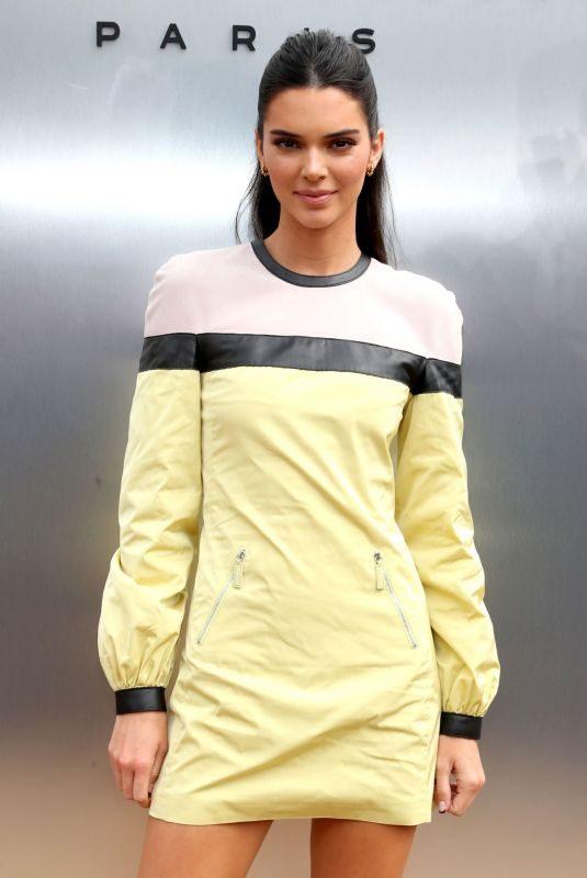 KENDALL JENNER at Longchamp Runway Show at New York Fashion Week 09/07/2019