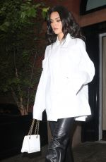 KENDALL JENNER Out in New York 09/05/2019