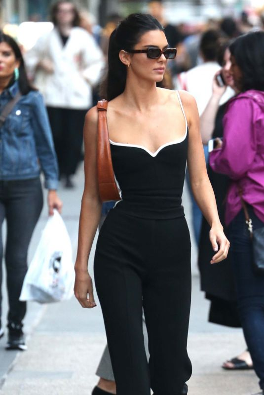 KENDALL JENNER Out in New York 09/08/2019