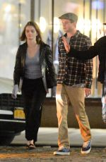 KERRIS DORSEY and Graham Rogers Out in New York 09/11/2019