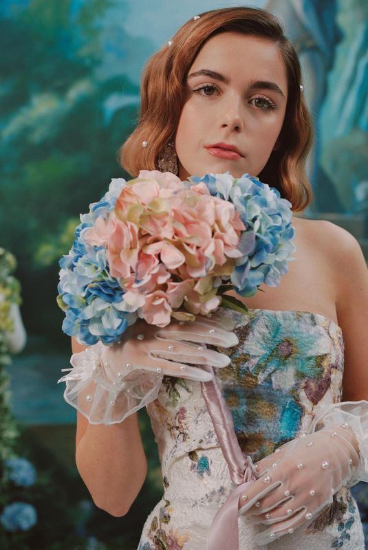 KIERNAN SHIPKA at Rodarte Spring 2020 Look-book