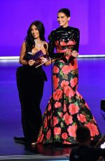KIM KARDASHIAN and KENDALL JENNER at 71st Annual Emmy Awards in Los Angeles 09/22/2019