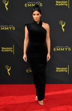 KIM KARDASHIAN at 2019 Creative Arts Emmy Awards in Los Angeles 09/14/2019