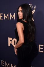 KIM KARDASHIAN at 71st Annual Emmy Awards in Los Angeles 09/22/2019