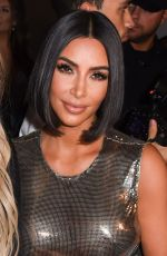 KIM KARDASHIAN at S by Serena Fashion Show in New York 09/10/2019
