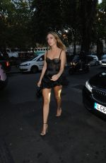 KIMBERLEY GARNER at Guyunel Couture Party in London 09/13/2019