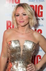 KIMBERLEY WALSH at Big The Musical Party in London 09/17/2019