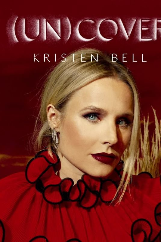 KRISTEN BELL for Refinery29 Magazine, September 2019