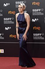 KRISTEN STEWART at Blackbird Premiere at 67th San Sebastian International Film Festival 09/20/2019